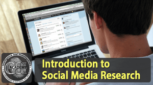 Introduction to Social Media Research